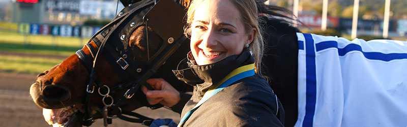Sarah Bäckman.