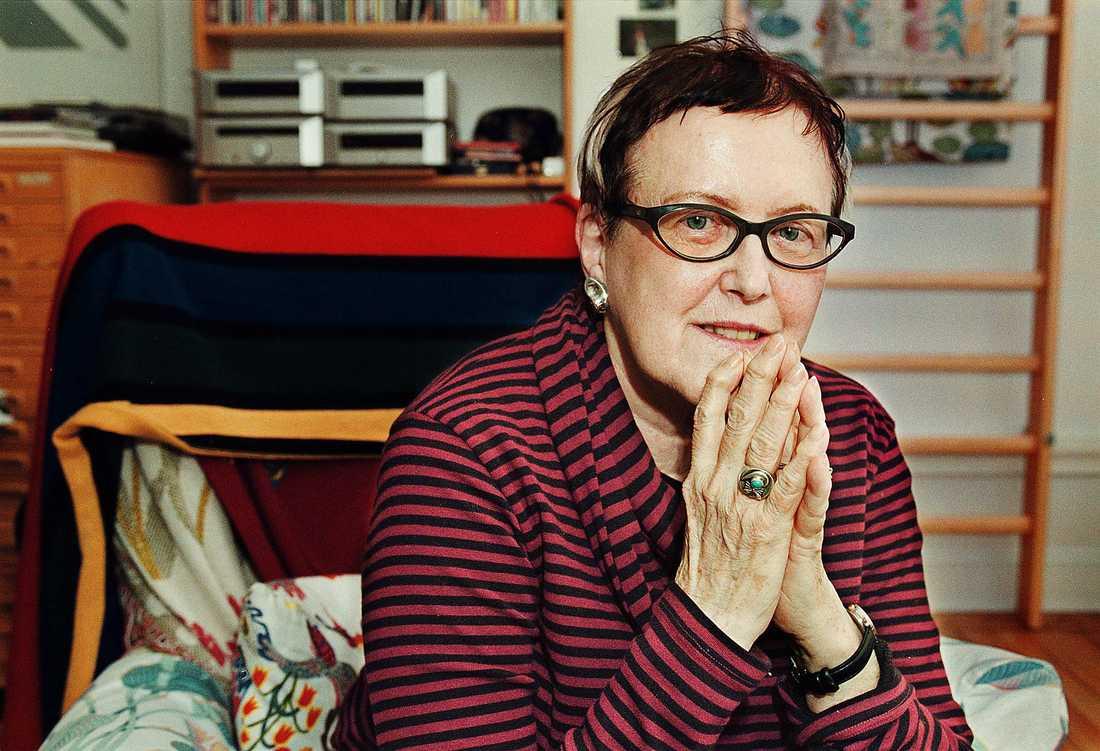 """Kontroversiell """"Det mest förbjudna"""" är baserad på författaren Kerstin Thorvalls egna liv."""
