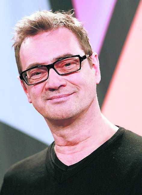 Christer Björkman lockade med en takentré.
