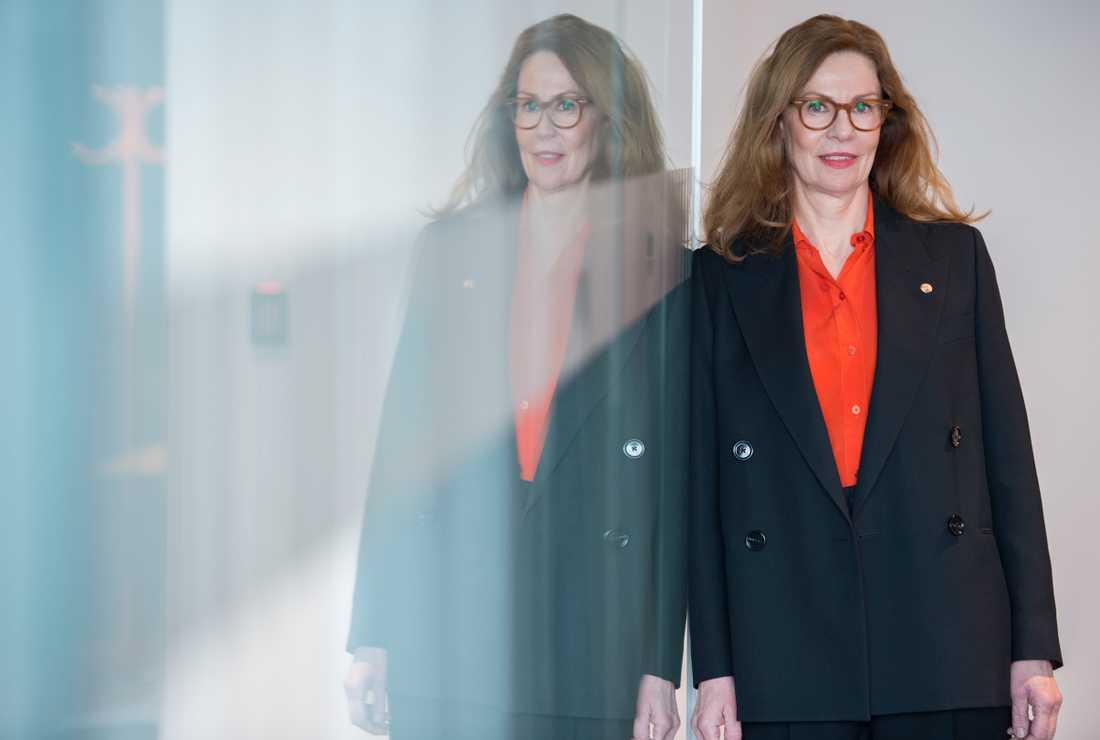 Swedbanks vd Birgitte Bonnesen. Arkivbild.