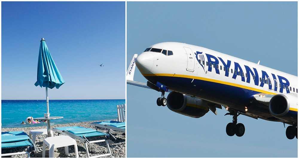 Ryanairs personal hotar med strejk den 25 och 26 juli.