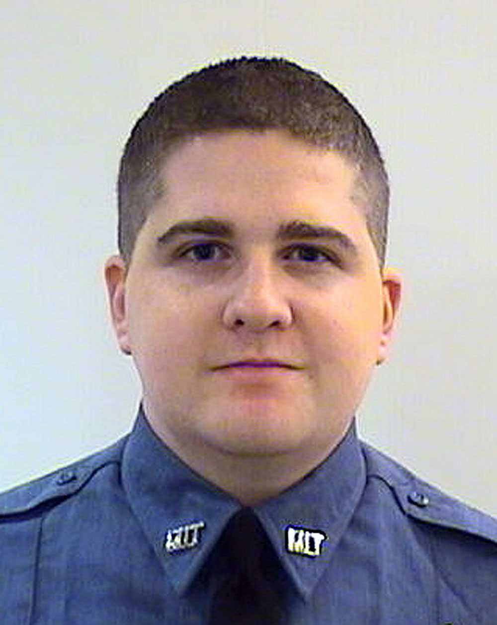 Polisen Sean Collier dödades i skottlossningen med de jagade männen.