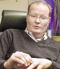 Åklagare Mikael Hammarstrand.