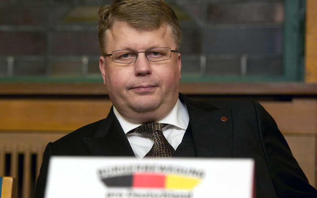 Patrik Brinkmann.