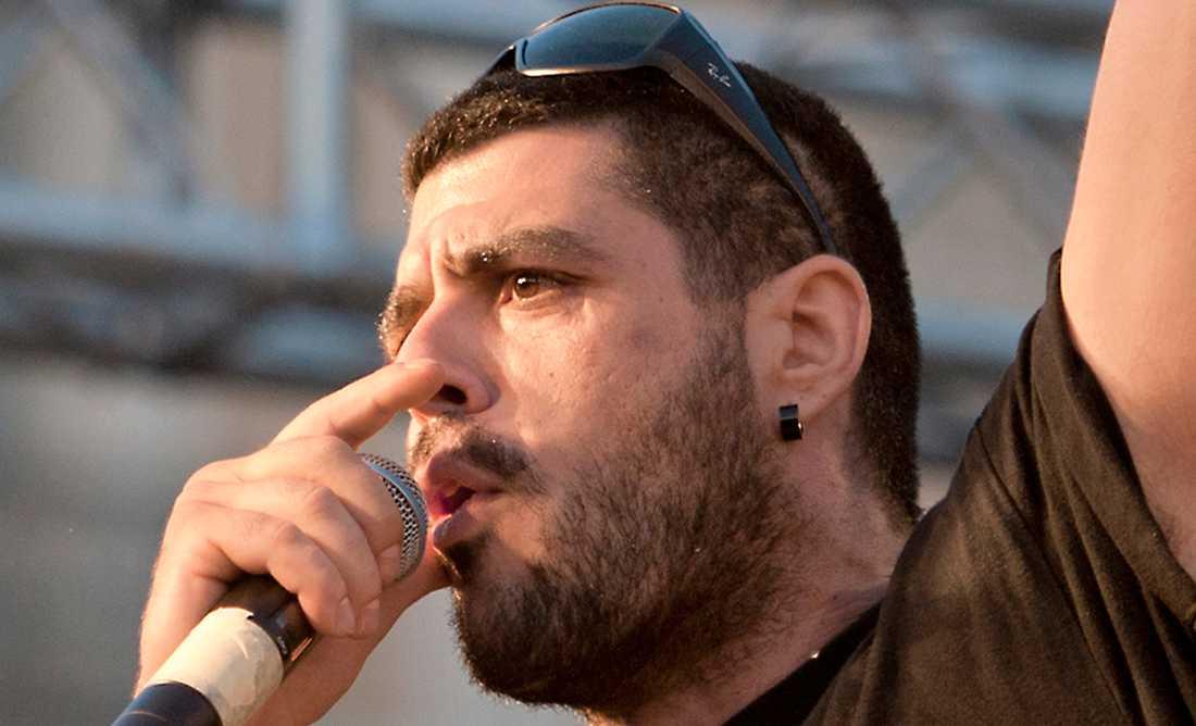 """Pavlos """"Killah P"""" Fyssas. Foto: AP"""