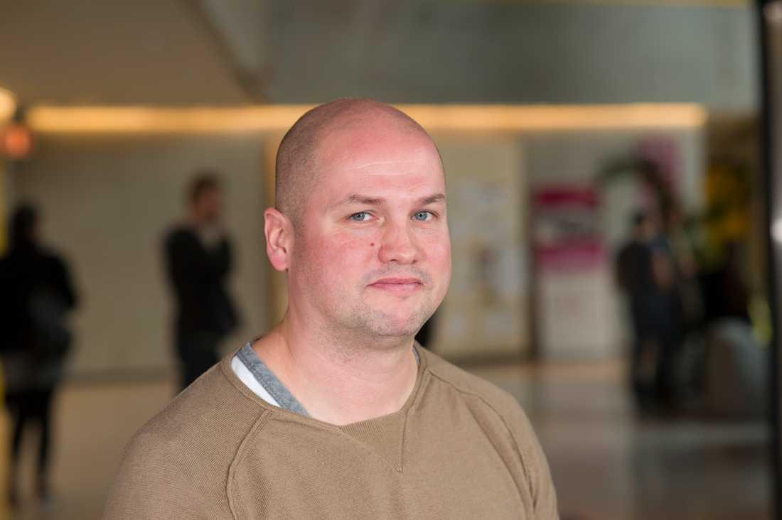 Niklas Juth, docent i medicinsk etik vid Karolinska Institutet.