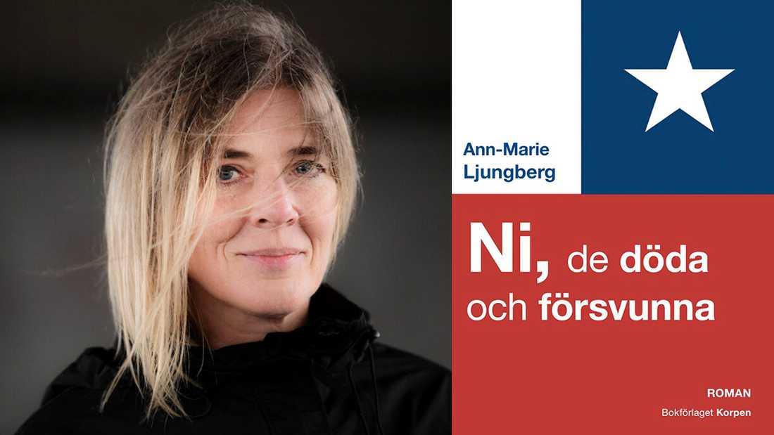 """Ann-Marie Ljungberg (född 1964) debuterade 1998 med """"Resan till Kautokeino"""" och har sedan dess utkommit med flera romaner, bland annat den Augustprisnominerade """"Simone de Beauvoirs hjärta""""."""