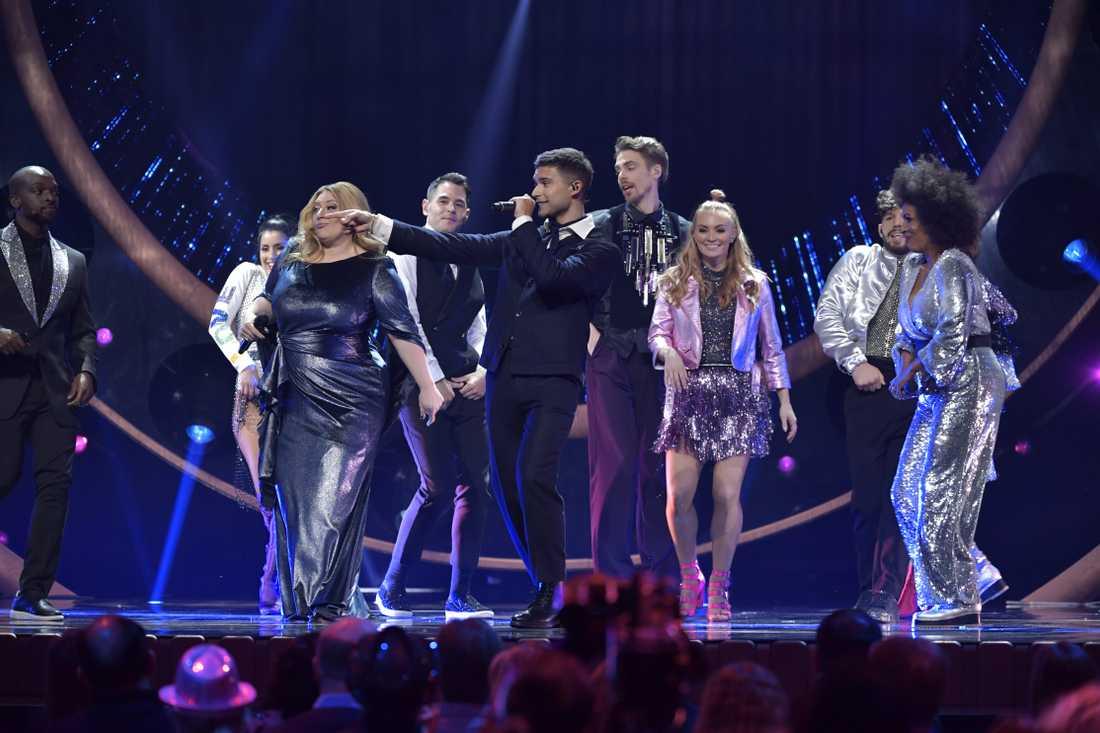 Melodifestivalen tappar tittare
