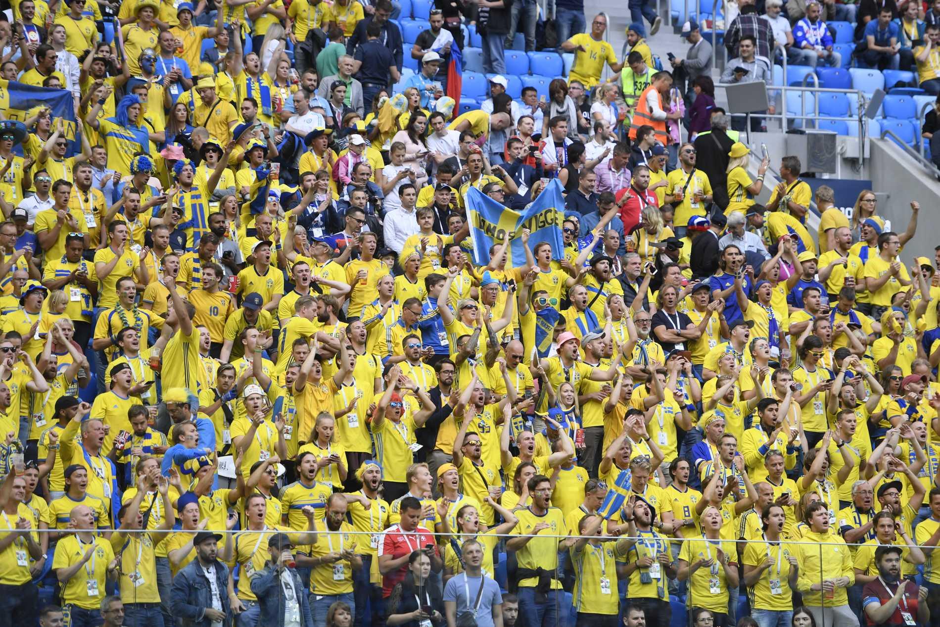 I Dalarna och Östergötland ser man smittspridning bland folk som åkte till fotbolls-EM och då framför allt till Ryssland.