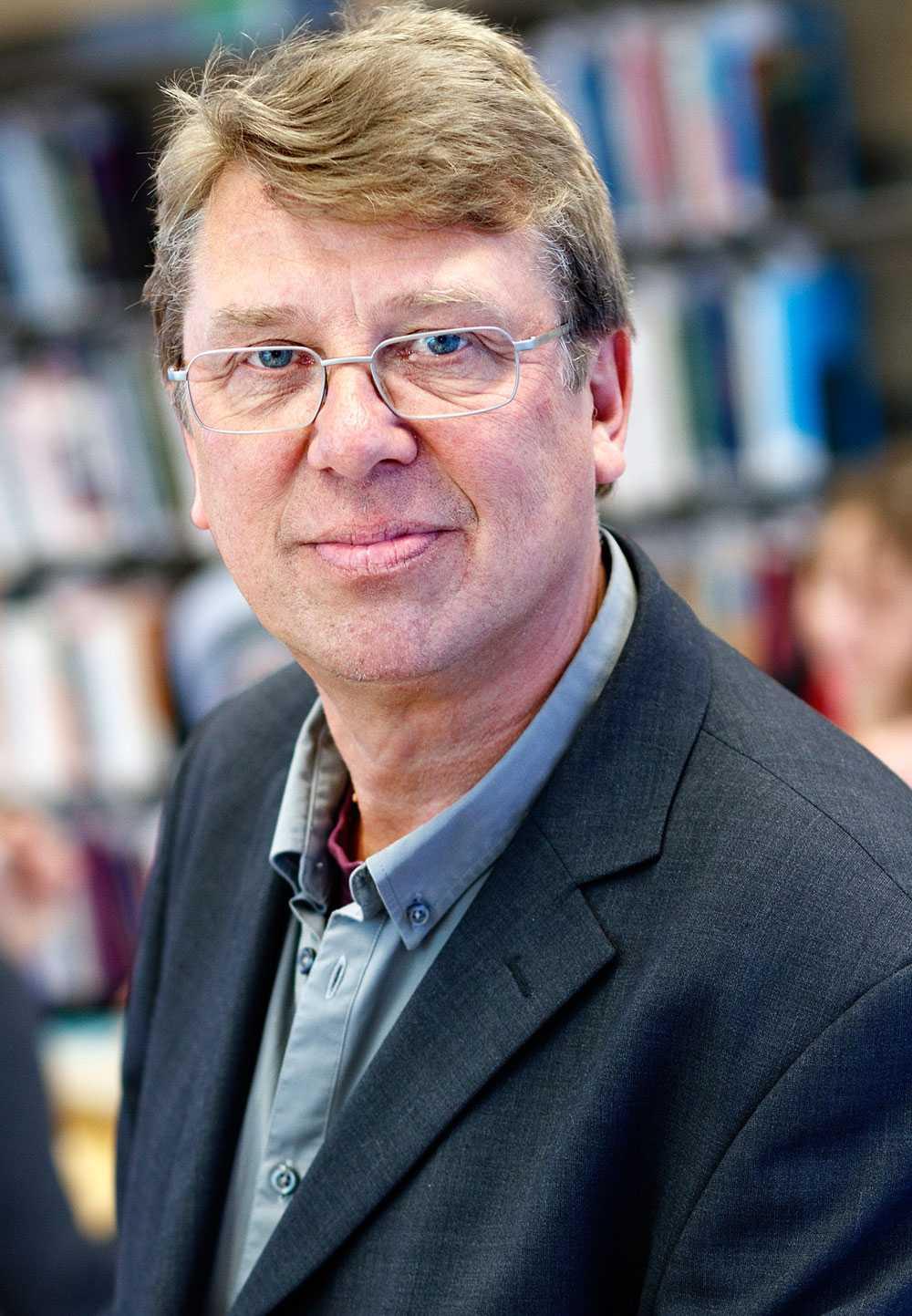 Tapio Salonen, professor.