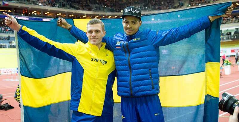 Svenska medaljhjältar.