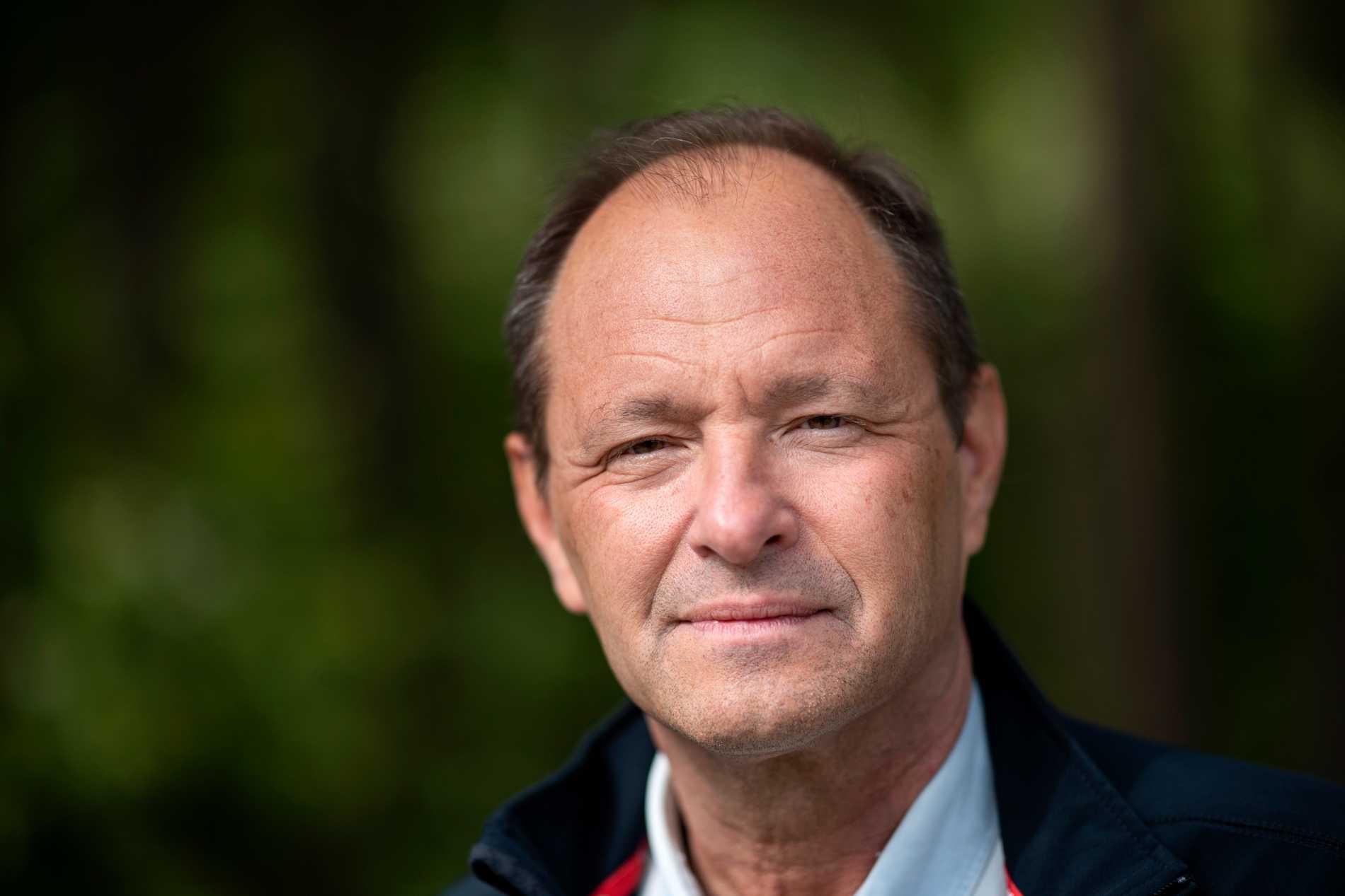 Björn Olsen, överläkare och professor i infektionssjukdomar vid Uppsala universitet och Akademiska sjukhuset.