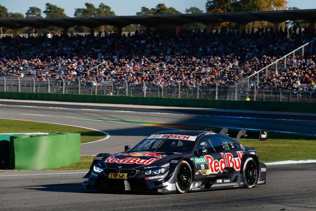 Joel Eriksson väljer DTM före Formel 2