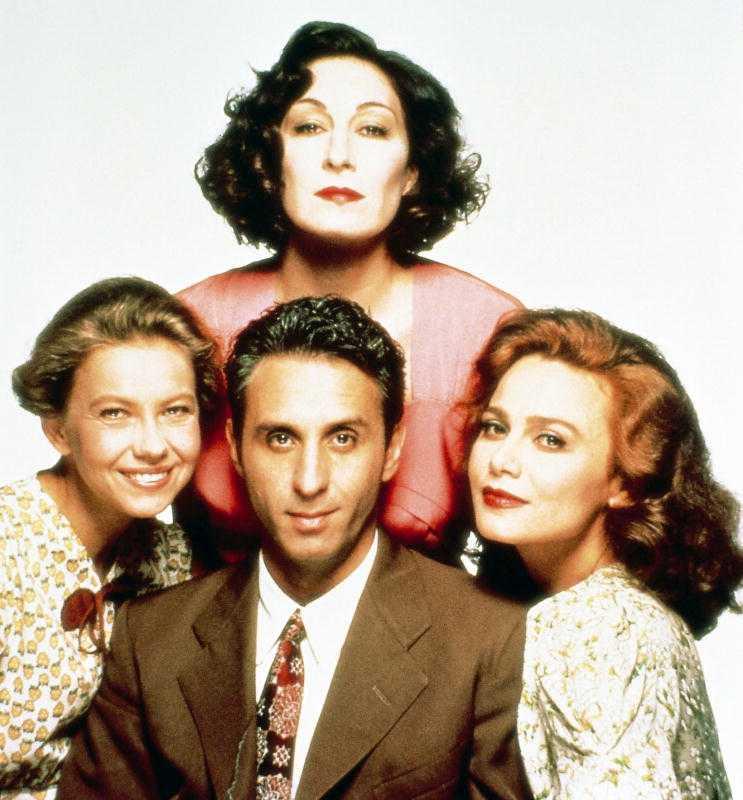 """""""Fiender – en berättelse om kärlek"""" (1989)– Det blev ju en Oscars-nominering med allt vad det innebär."""