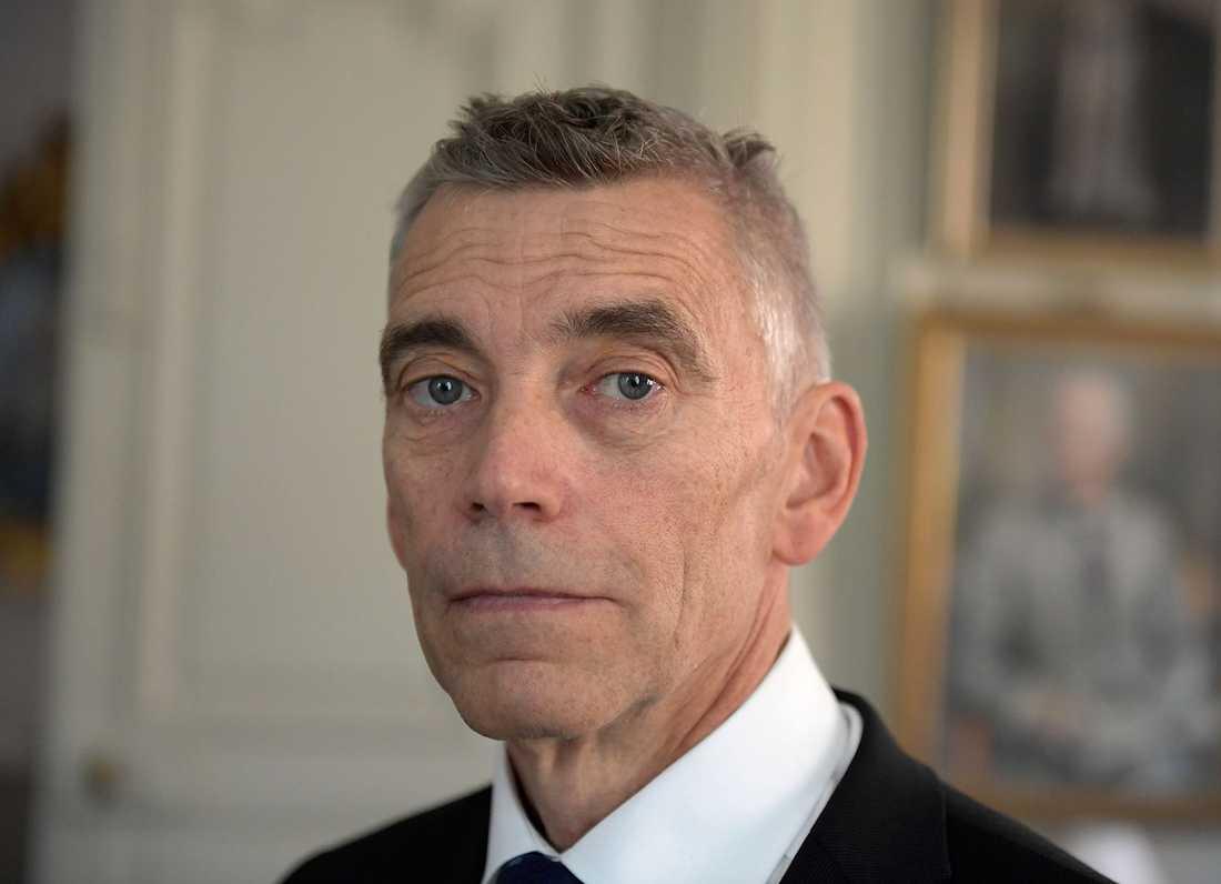 Eric M Runesson har valts in som ny ledamot i Svenska Akademien.