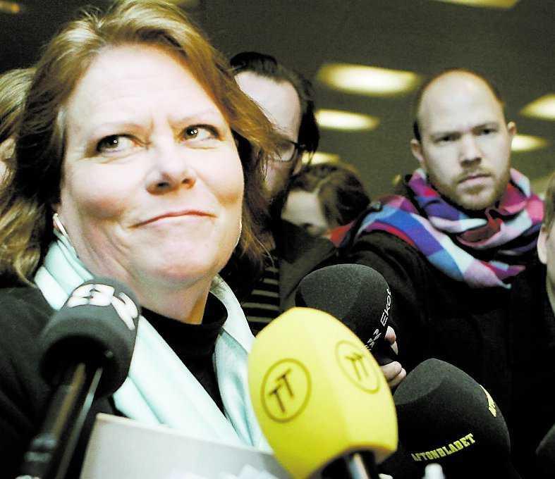 Elisabeth Brandt, åklagare.