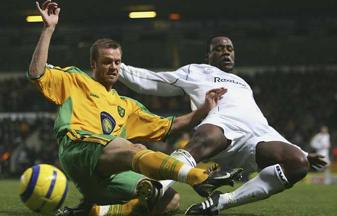 Mattias Jonson i Norwich 2004.