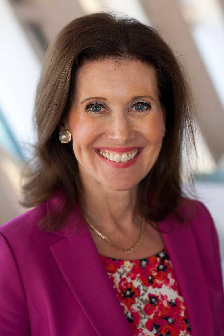 Cecilia Linde, professor  i kardiologi och överläkare  på Karolinska universitetssjukhuset i Solna.
