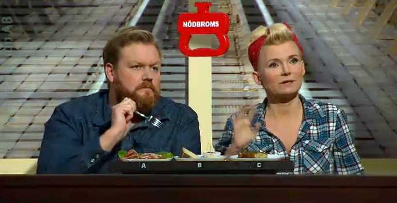 Kristoffer Appelquist och Bea Uusma.