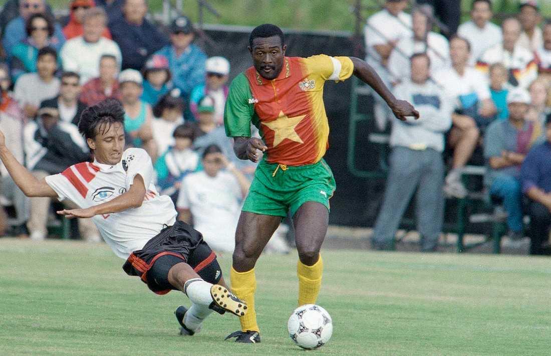 Stephen Tataw under VM 1994
