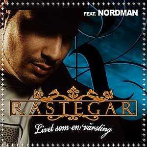 """Rastegar samarbetade med Nordman på """"Livet som värsting""""."""