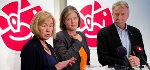 Socialdemokraternas Anneli Hulthén, Carin Jämtin och Ingmar Reepalu vill att flera lagar skrivs om.