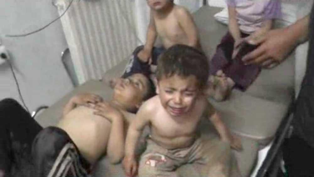 I fredags kom det nya uppgifter om att kemiska vapen använts mot civila i Syrien. Europa måste göra mer för syriska flyktingar i väntan på en politisk lösning.