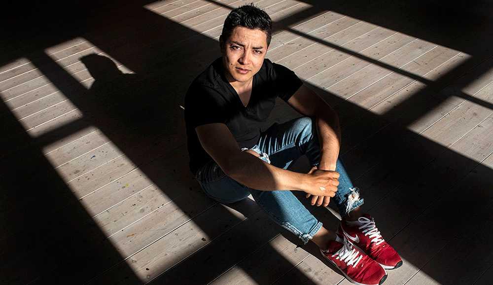 Handläggaren på Migrationsverket skrev upp Hamid Mohammadis ålder med fem år –vilket klart försämrade hans möjlighet att få stanna i Sverige.