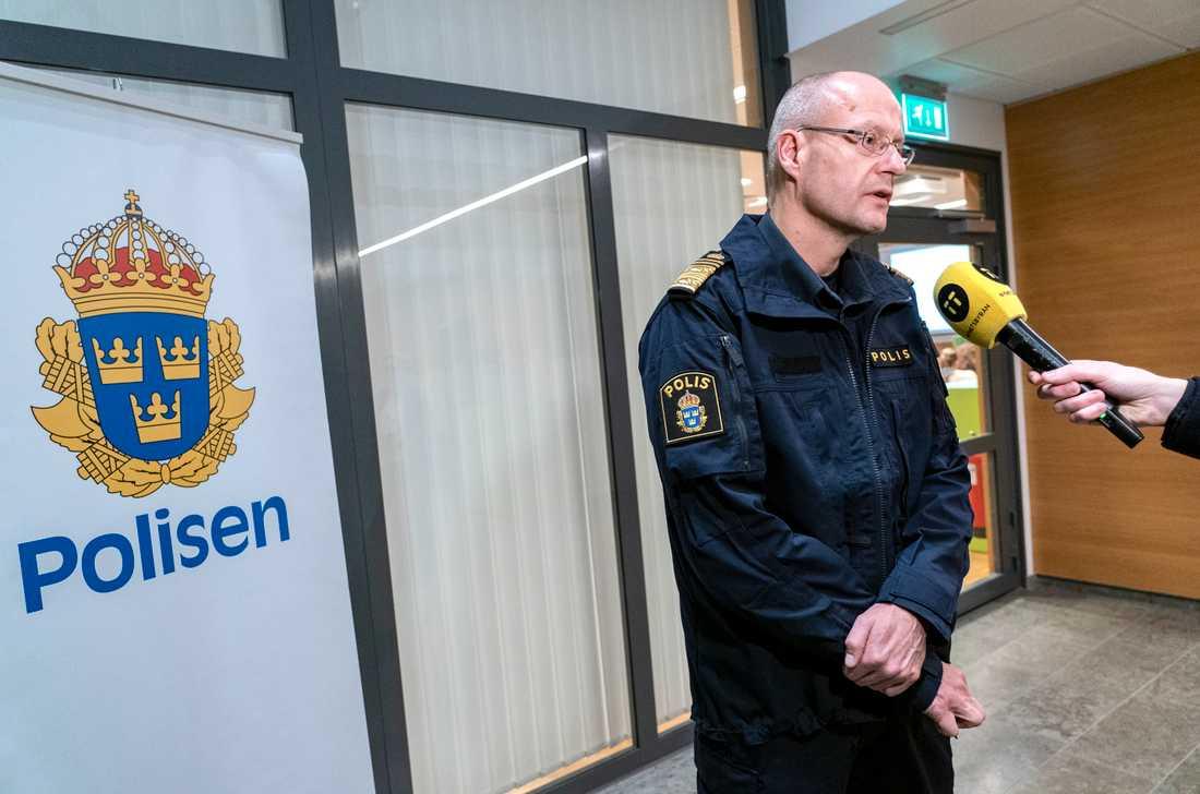 Polisen i Malmö har fått förstärkning från andra delar av landet för Operation rimfrost.