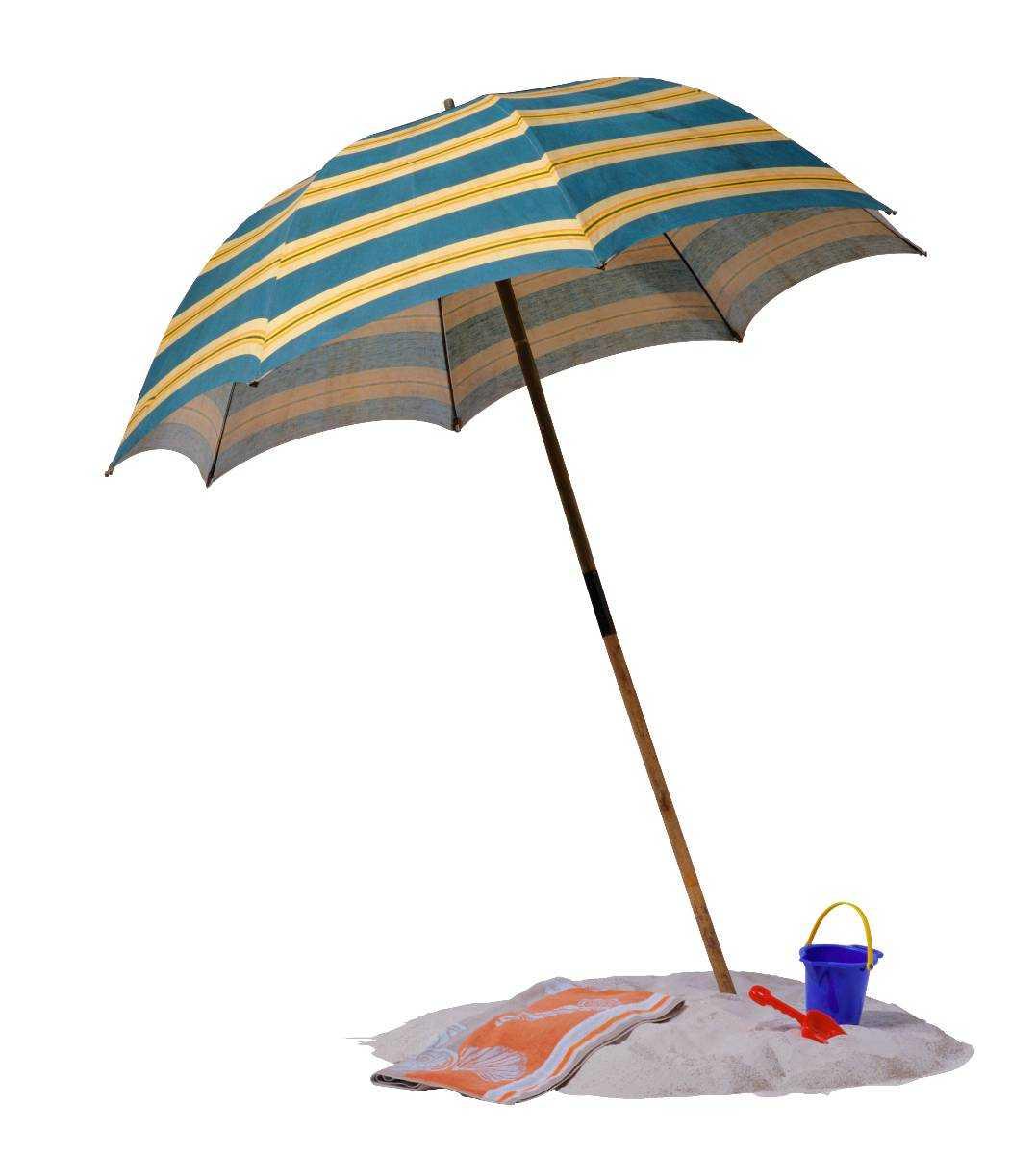 Städa undan paraplyet och plocka fram parasollet!