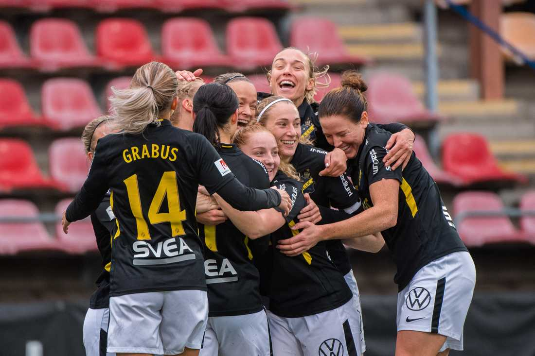 AIK är klart för damallsvenskan 2021.