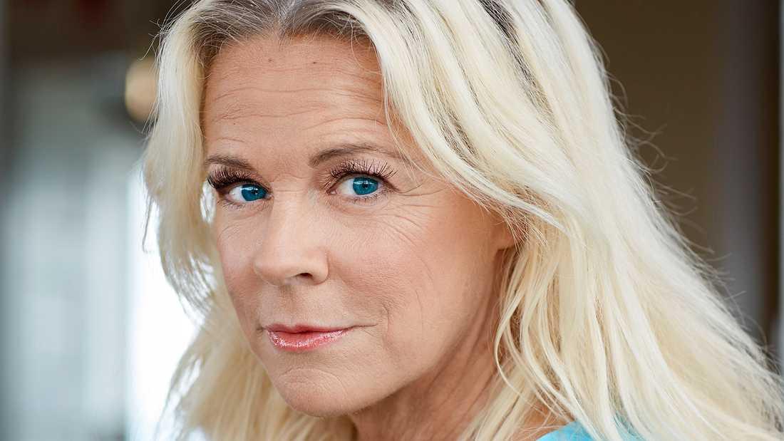 Malena Ernman.