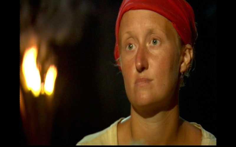 Veronica Lundman fick lämna lag Legba.