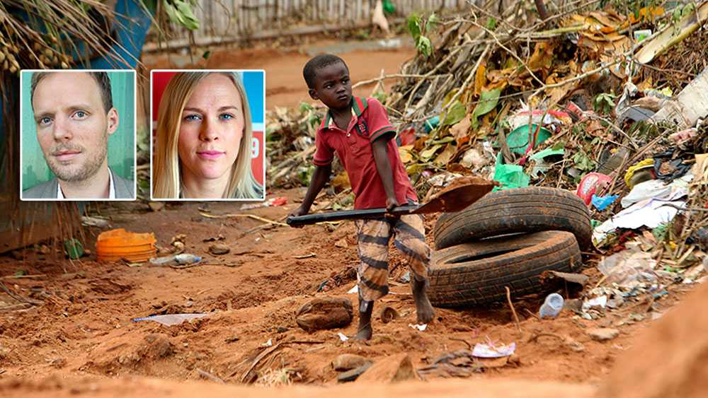 Tyvärr håller inte omvärldens humanitära insatser måttet. Inte ens hälften av den summa om 450 miljoner dollar som FN bad om efter cyklonen har samlats in. Under 2020 har bara 42000 dollar kommit in trots de stora återuppbyggnadsbehov, skriver Robert Höglund och Hanna Nelson, Oxfam Sverige.