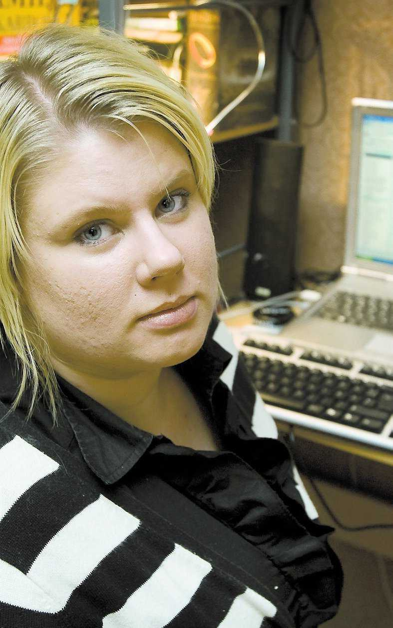 Michaela Förne Var först med att skriva inlägg på Monica Antonssons blogg, som startade i september 2008.
