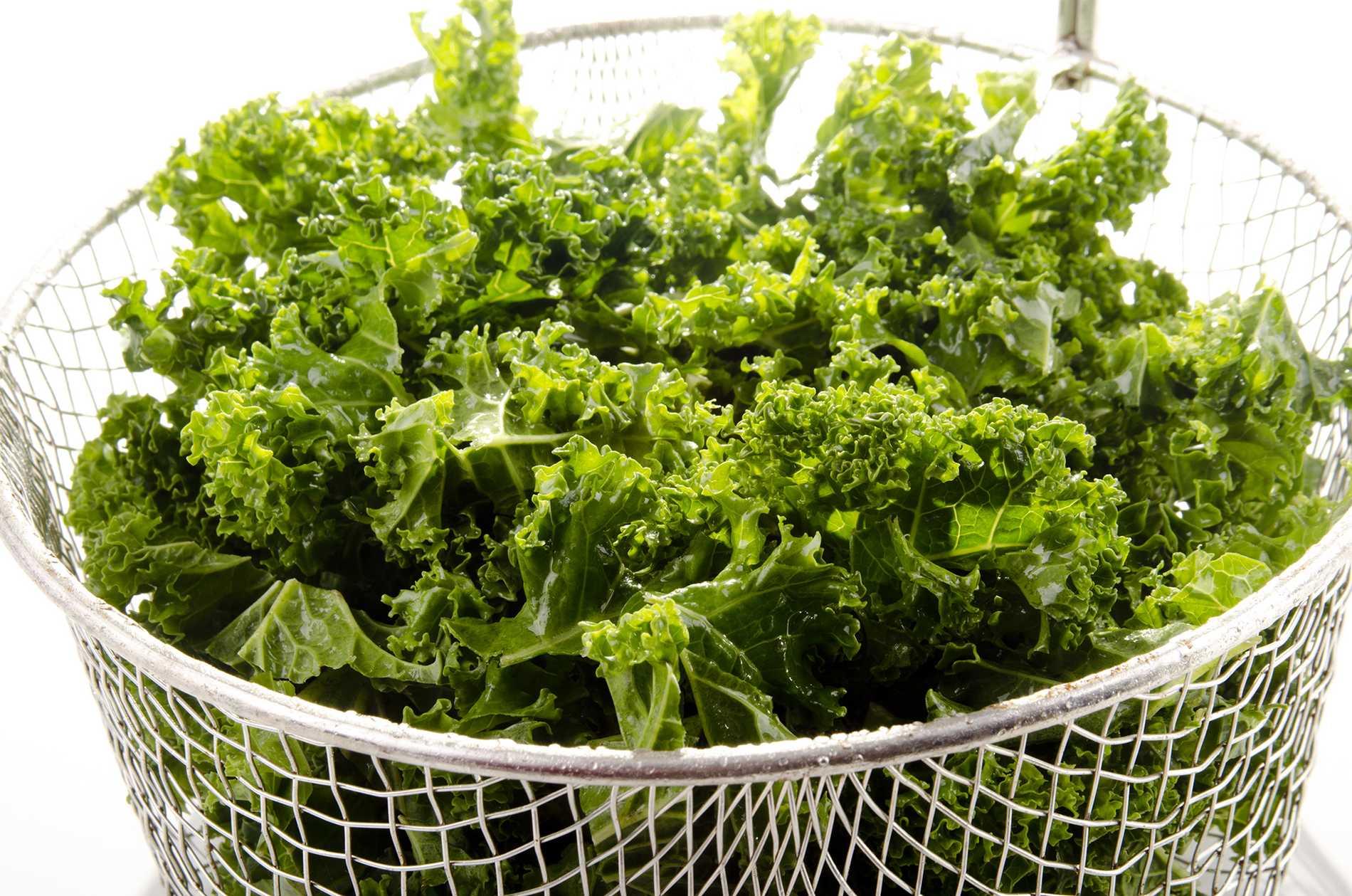 Tips!  Rå grönkål funkar perfekt som naturligt vitamintillskott i en smoothie.