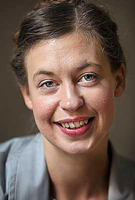 Etnologen Ida Hult.