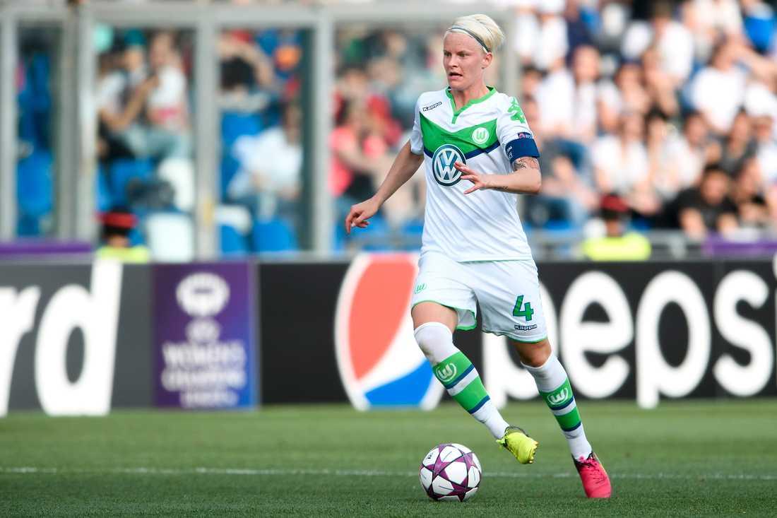 Nilla Fischer spelar Champions League-finalen