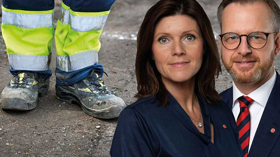 Skurkföretag som utnyttjar människor och snedvrider konkurrensen har ingen plats på den svenska arbetsmarknaden, skriver Eva Nordmark och Mikael Damberg.