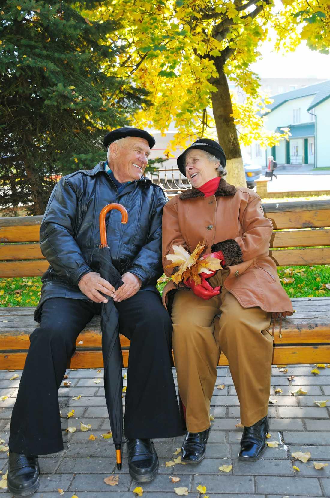 I Norge blir livet som pensionär tryggast enligt en ny analys.