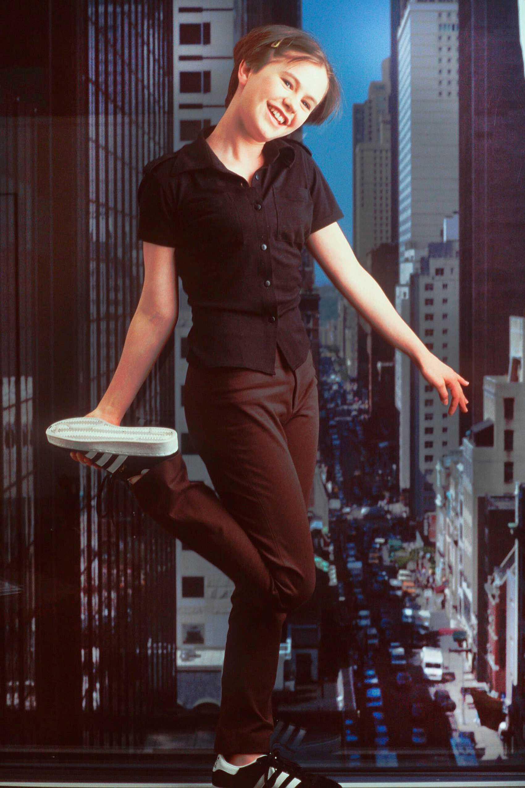 Anna Paquin på 90-talet.