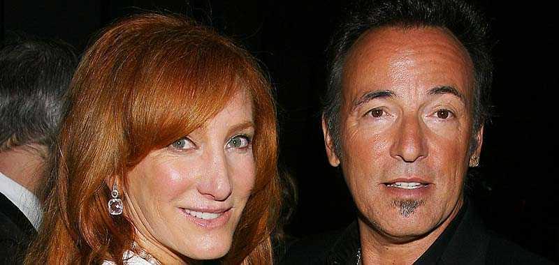 Skilsmässa? Efter rykten om att Bruce Springsteen varit otrogen har nu spelbolaget tagit fram odds på att han skiljer sig från sin fru Patti Scialfa (till vänster på bilden).
