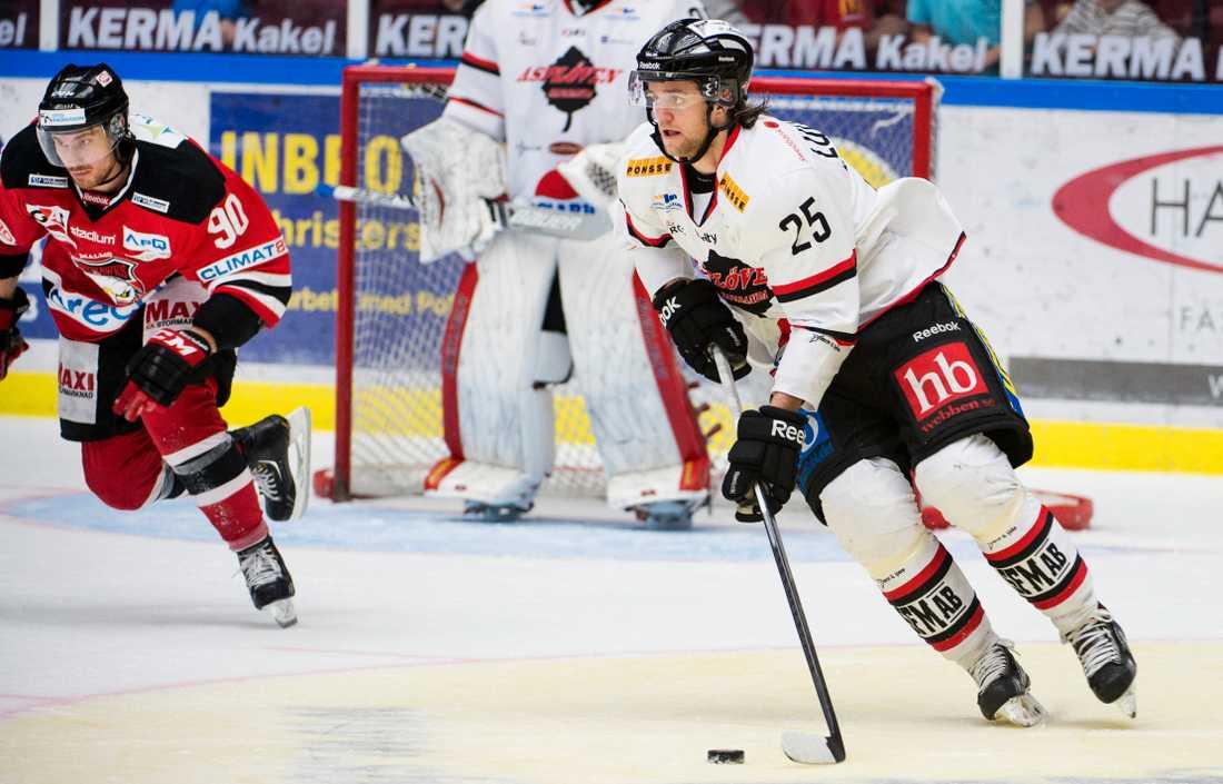 Olov Lundqvist kommer till Luleå från Asplöven.