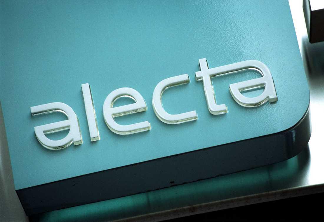 Pensionsförvaltaren Alecta uppvisade liksom andra pensionsbolag hög avkastning förra året. Arkivbild