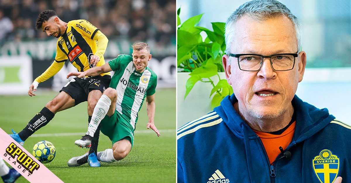 "Janne Andersson: ""Känns lite konstigt"""