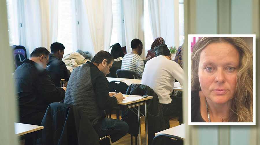 aa1f8f91 Jag har fått nog – och slutar som SFI-lärare, skriver Camilla Nilson ...