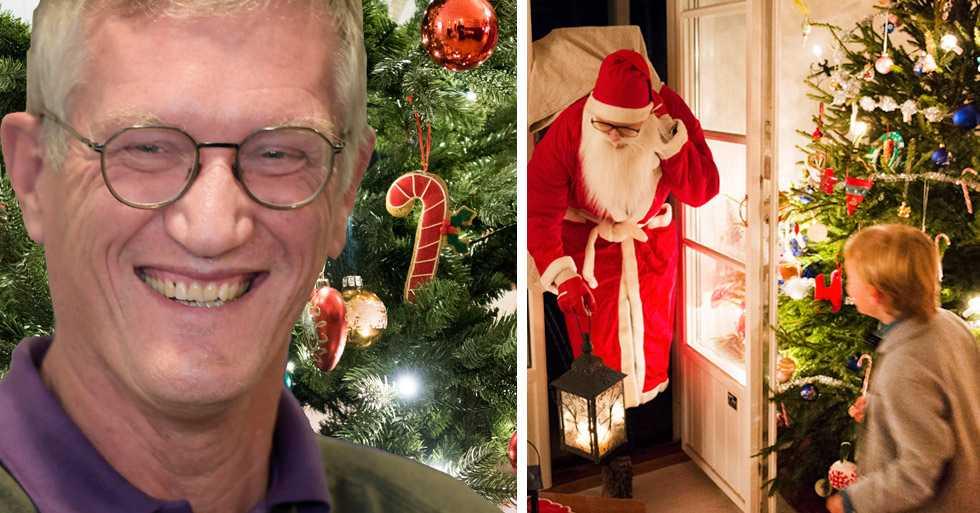 Tegnells nya julbesked: Så får vi fira