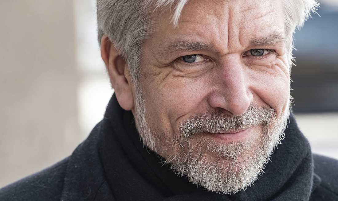 """Karl Ove Knausgård, aktuell med """"Morgonstjärnan""""."""