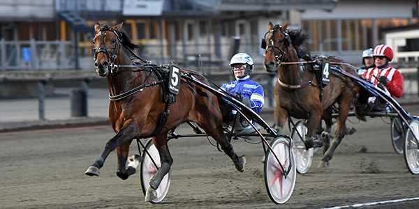 Coin Perdu och Erik Adielsson.