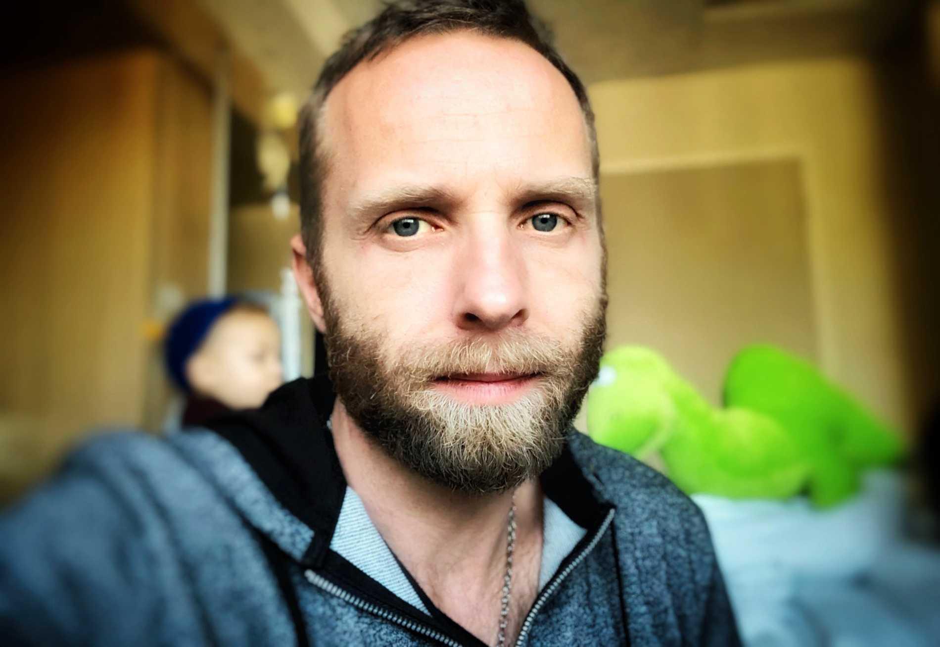 Johan Ripås flyttar hem.